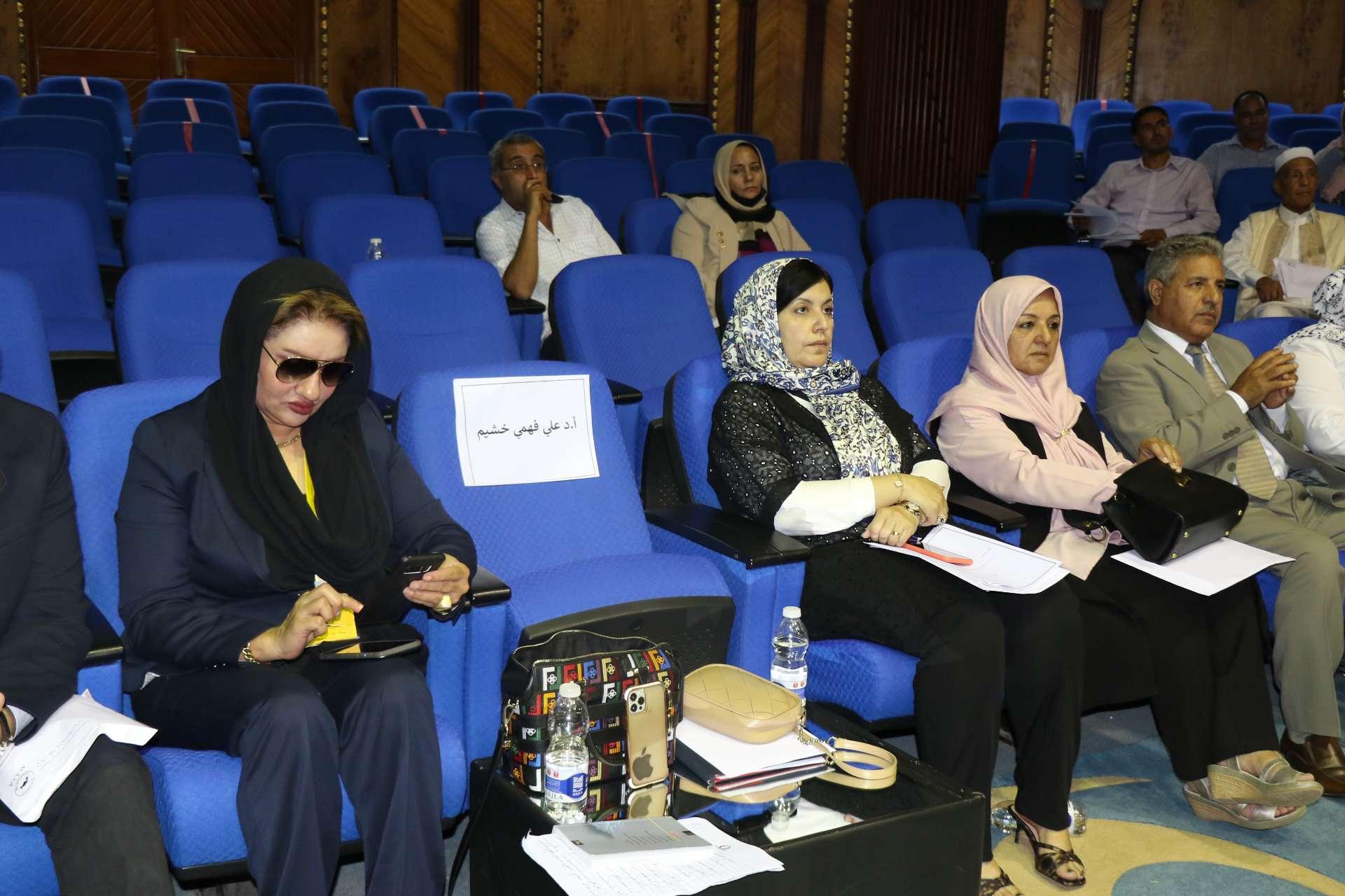 الأكاديمية الليبية تحيي الذِّكْرَى العَاشِرَة لِرَحيلِ العَلاَّمة الدكتور علي فهمي خشيم