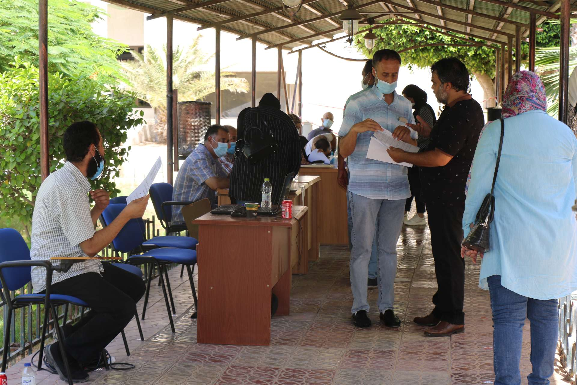 تواصل قبول ملفات الطلاب الجدد المتقدمين للدراسة بالأكاديمية الليبية للدراسات العليا بجنزور.